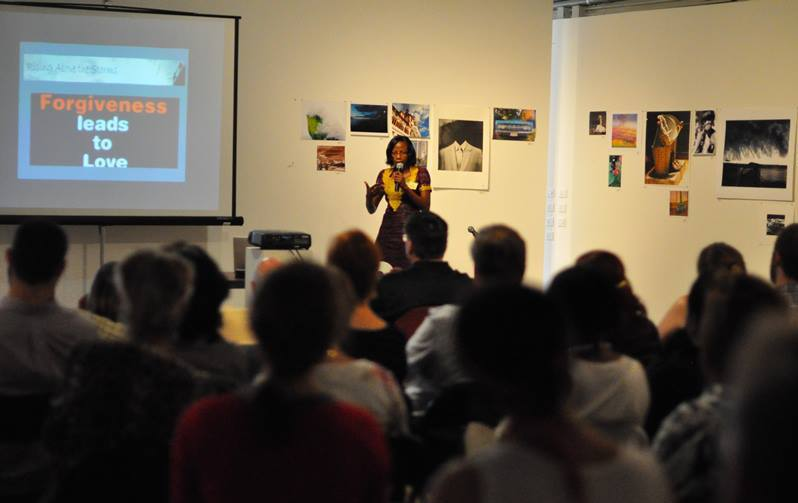 Speaking at the PKN Raleigh