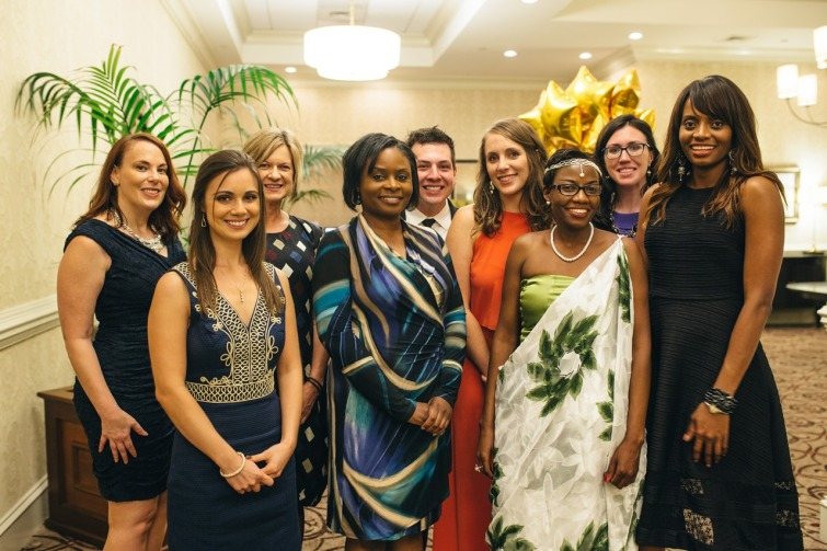 Our RAS Team @ our First Annual Gala